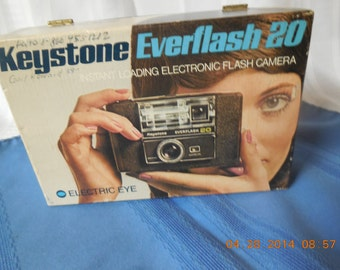 Everflash 20 like new still in box.