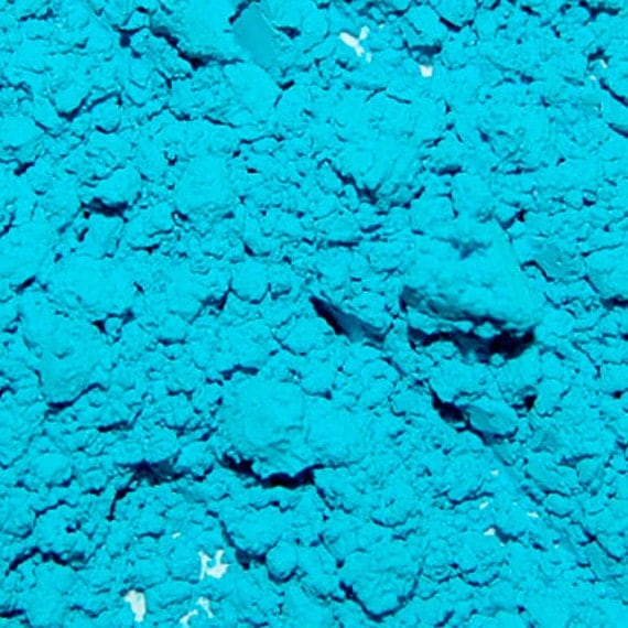 Pastel Turquoise Fluorescent Pigment Powder For By I3color