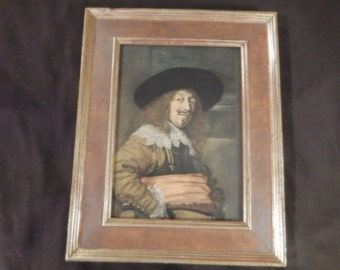 REMBRANDT PRINT WALL Hanging