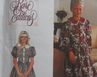 SIMPLICITY RARE EDITIONS Pattern #9385  Size  7,8,10