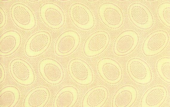 ABORIGINAL DOT in Pear by Kaffe Fassett Fabric sold in half yard units