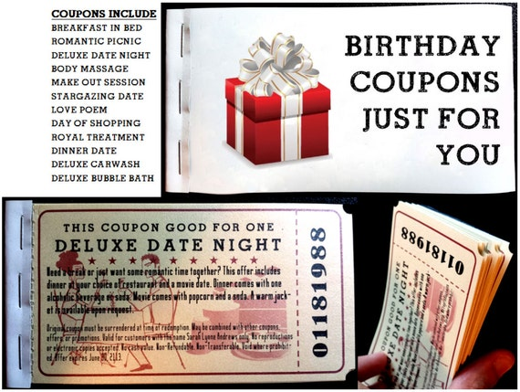FOR HER AND FOR HIM COUPON