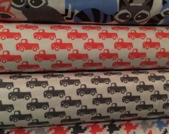 Boy Houndstooth & Friends Bundle, from Michael Miller Fabrics