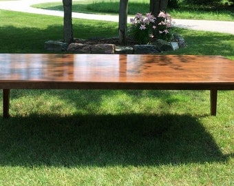 Stunning Walnut Dining Table