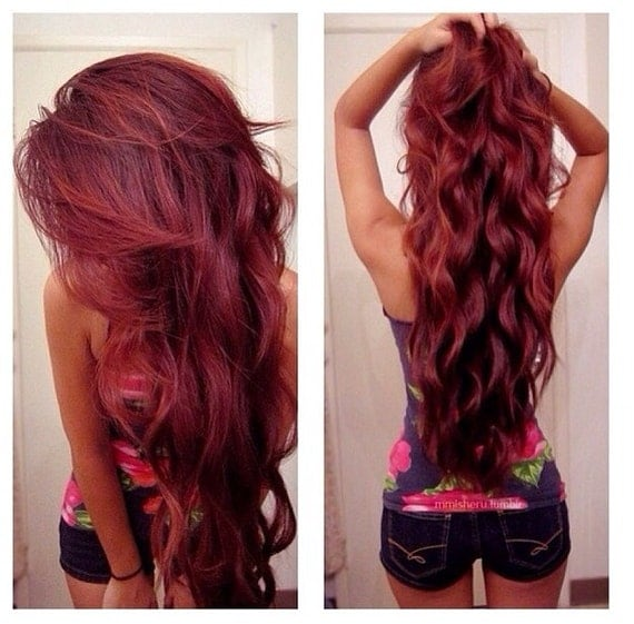 Red Velvet Human Hair Extensions Prices Of Remy Hair