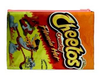 Hot Cheetos make up bag