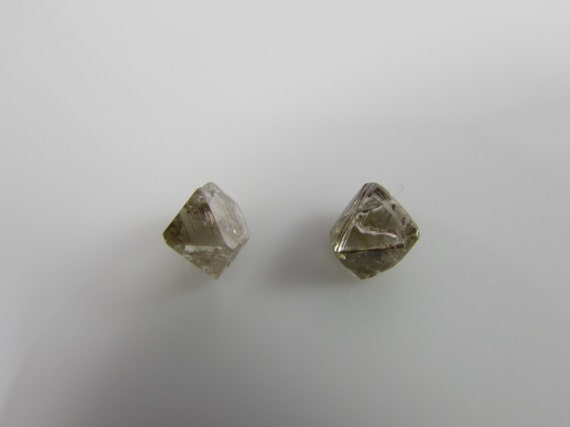 how to clean rough diamonds