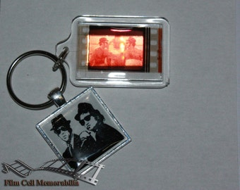 Blues brothers - 35mm Film Cell Key Ring, Key Chain