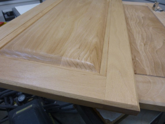Custom Raised Panel Cabinet Doors Unfinished