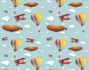 Kid's Toys Pattern Wallpaper