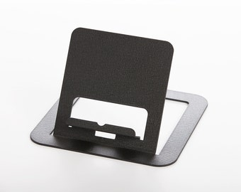 RMP Black Universal Tablet Stand for iPad/iPad 2, Galaxy Tab, Surface, Nook, Nexus and Other Tablets