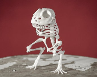 Canvey Island Monster Skeleton 3D Print