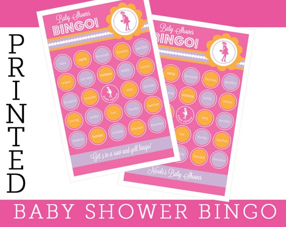 baby shower bingo cards unique baby shower games fun baby shower
