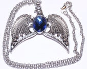 Harry Potter Movies Novelty/Jewelry - New Ravenclaw Horcrux Crown Necklace