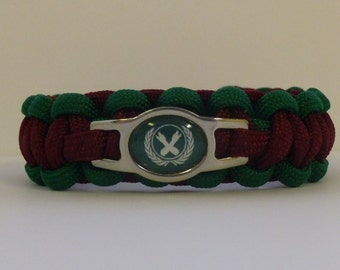 Nerdfighter Paracord Bracelet