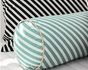 Cotton Fabric Diagonal in 3 Colors By The Yard