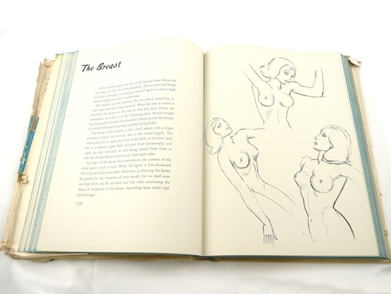 Hardcover Drawing Book ~ Vintage hardcover anyone can draw book by arthur