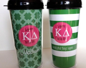 Gift Set Kappa Delta BIG LITTLE Sorority Gift Set