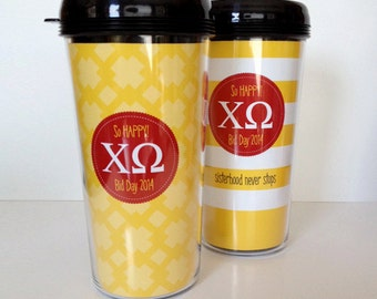 Chi Omega BIG LITTLE Gifts