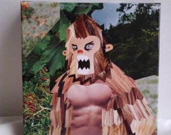 Bigfoot Collage!