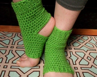 CROCHET PATTERN - Yoga Socks