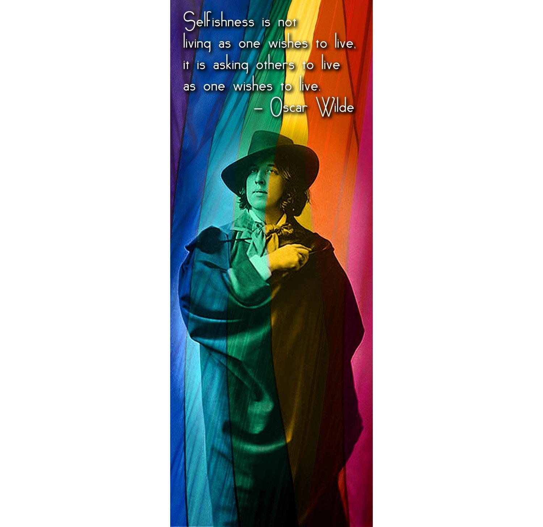 Gay Bookmark 23