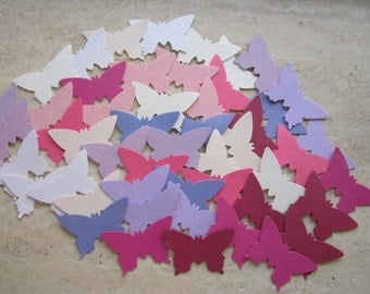 paper butterflies 50 pieces