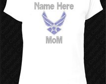 Popular Items For Air Force Mom On Etsy