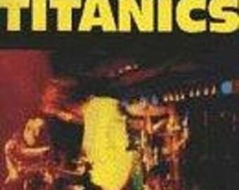 Titanics S/T  CASSETTE