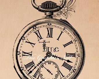 Time collage digital file
