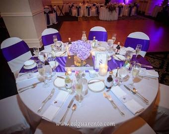 8 beautiful handmade Rhinestone Centerpiece Wedding Decoration