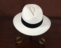 Classic Panama Hat - Don Juan Hats are one of a kind panama hats hand-woven from straw.