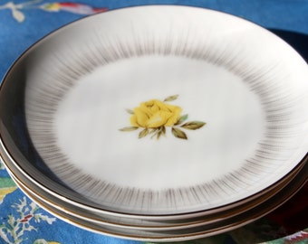 Vintage 1960's Bread and Butter side plate Japan