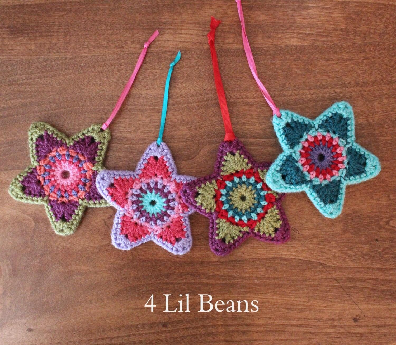 christmas tree ornament pattern crochet ornament crochet. Black Bedroom Furniture Sets. Home Design Ideas