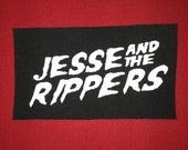 Jesse And The Rippers Cloth Punk Patch