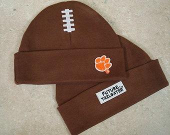 Clemson Tigers Baby Football Cap