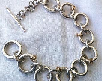 Sterling Silver Lifeguard Bracelet