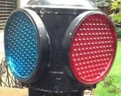 Railroad Switch Lantern UPPR Train Dresell Union Pacific