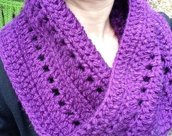 Infinity Cowl Neck-warmer