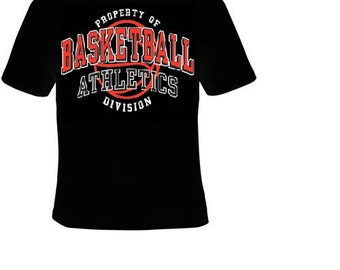 property of basketball athletics divison tshirts clothes t shirts tees tee t shirt design