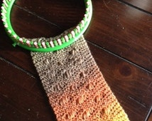 Popular items for loom knitting on Etsy