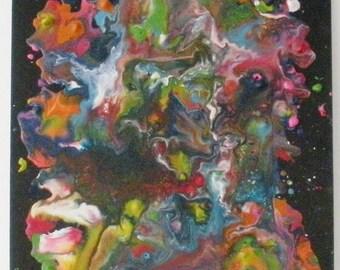 Melted Crayon Art all that glitters Eighteen