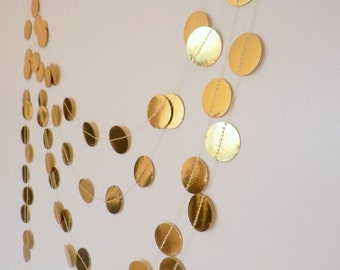 Sparkle Garland,Holiday Garland, Gold Garland, Wedding Decoration, Wedding Garland