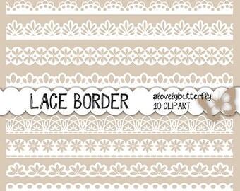 Clip Art Lace Border Clip Art lace border clipart etsy clip art wedding invitation white shabby chic instant download