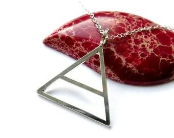 Necklace, air symbol