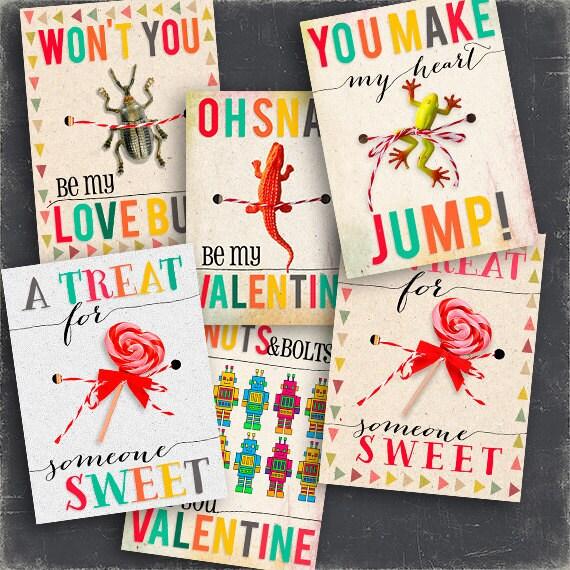 50 OFF Boys Valentines day cards kids valentine Card put a – Boys Valentine Cards