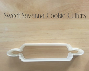 Rolling Pin Cookie Cutter