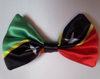 SmilesBows St KITTS/NEVIS Hair Bow