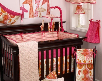 Sundance 8pc Crib Bedding Set