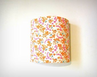 Wall lamp Lampshade flowers